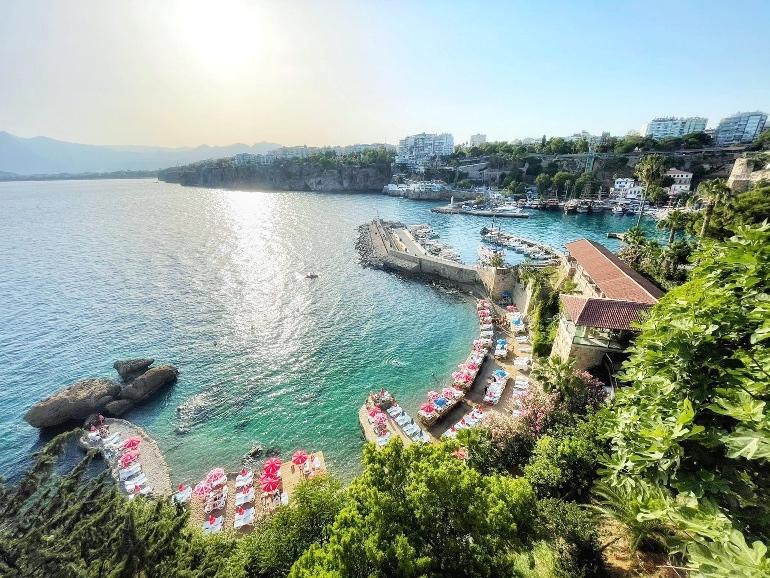 Puerto de Antalya