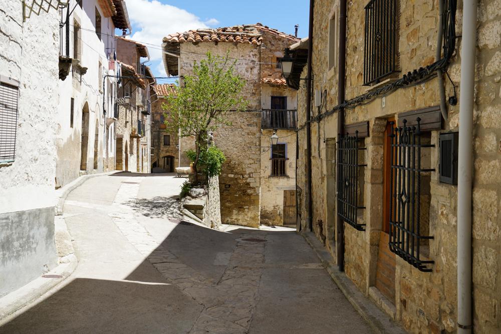 Calles de Puertomingalvo