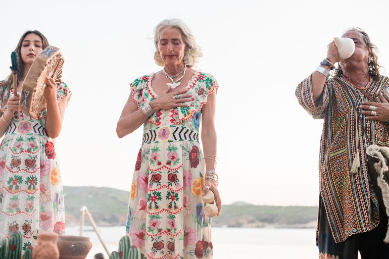 Yoga en Six Senses Ibiza