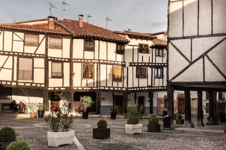 Covarrubias, en Burgos