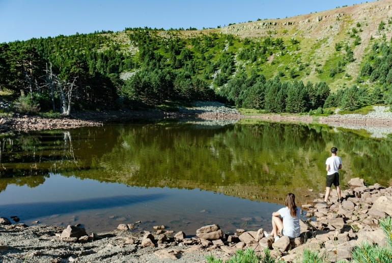 Lagunas del Neila