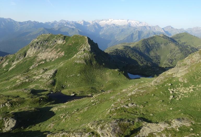 El Montlude es conocida como la Montaña de Luz