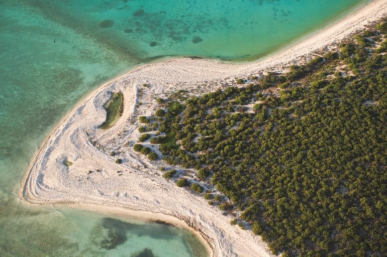 En Isla Pérez se permiten 111 personas al día para preservar la biodiversidad del enclave