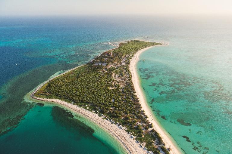 En 2006 el arrecife fue incorporado a la Red Mundial de Reservas del a Biosfera del Programa sobre el Hombre y la Biosfera de la UNESCO