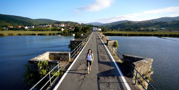 imagen Vídeo del Camino de Santiago…
