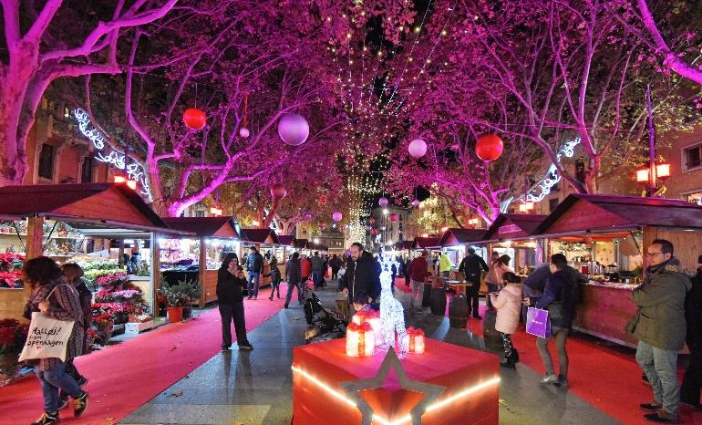 Mercado de Navidad de Figueres