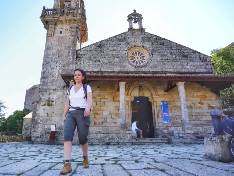 Iglesia de San Pedro de Muros