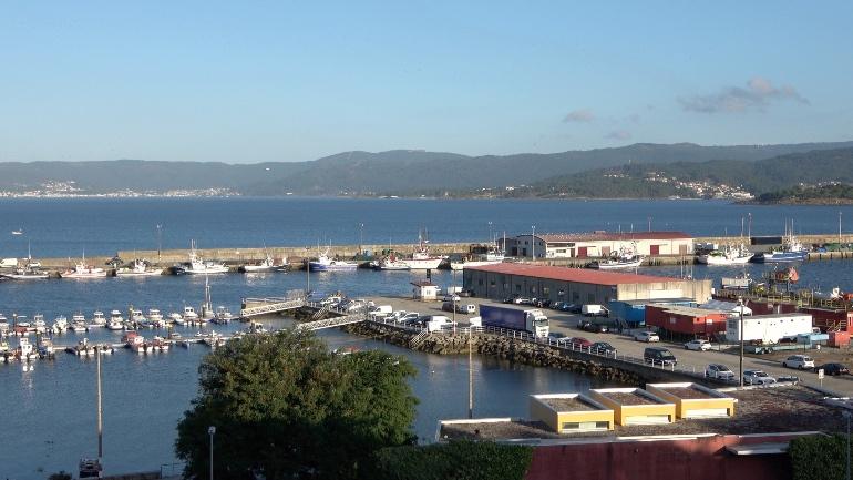 Puerto deportivo de Portosín