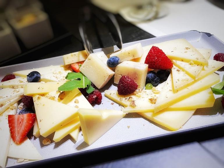 ¡Qué buenos estaban los quesos montenegrinos!