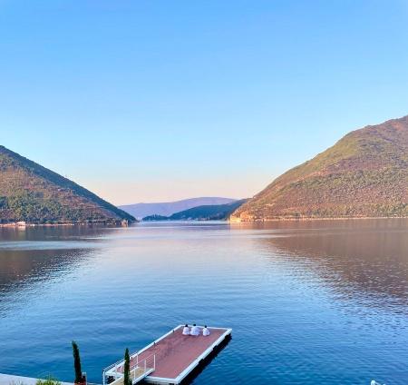 Me levanto por la mañana y tengo estas vistas de la bahía. No me desmayé de milagro. © María Jesús Tomé