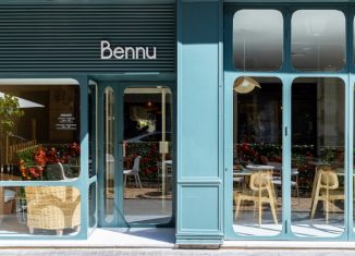 imagen Bennu, un restaurante de cocina…