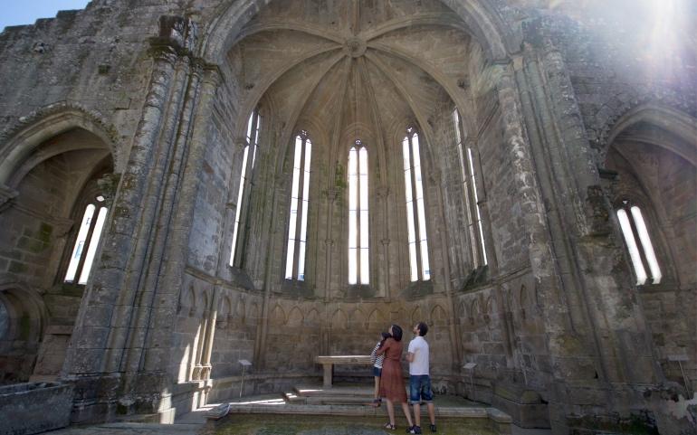Ruinas de Santo Domingo, Museo de Pontevedra