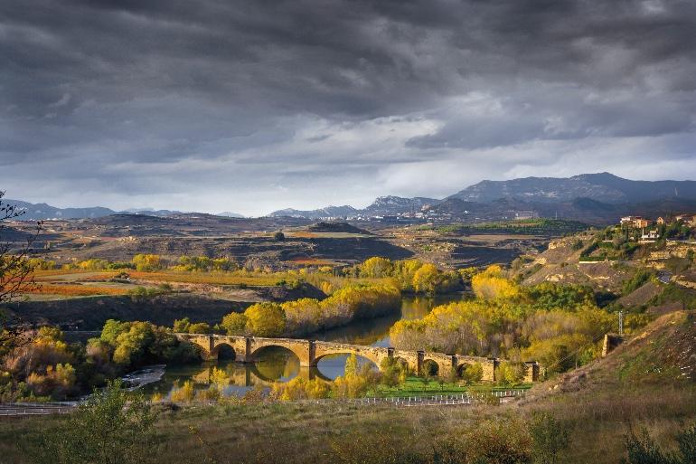 San Vicente de la Sonsierra, en La Rioja Alta