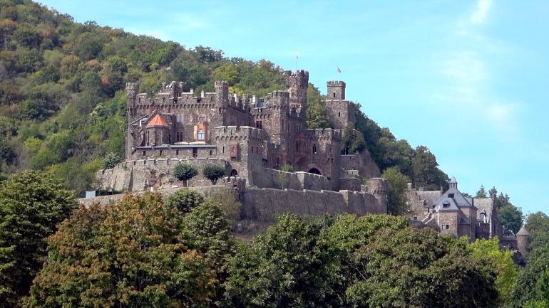 Castillo de Rheinstein